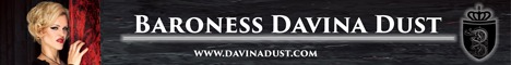 Baroness Davina Dust - Fetish Femme Fatal